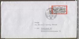 GERMANIA - FDC 1971 - NURNBERG - Covers