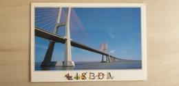 PORTUGAL :LISBOA / LISBONNE (pont) - Lisboa