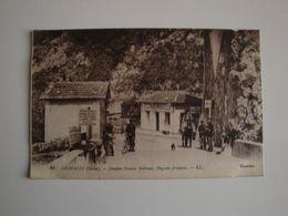 Grimaldi,Vintimille (italia)confine Franco-Italiano,dogana Francese,douanes Franco-Italienne 1921 - Imperia