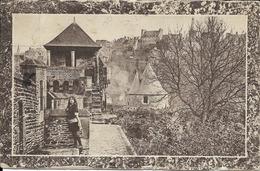 35 VITRE - FOUGERES - MONT-ST-MICHEL - Château De Fougères - Parapet Crénelé Du Rempart Nord - Fougeres