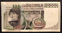10000 LIRE DEL CASTAGNO 30 10 1976  LOTTO 1524 - [ 2] 1946-… : République