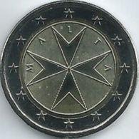 Malta  2020     2 Euro Normaal Uit De BU - Coffret    NIEUW !!! Met Muntmeesterteken Monnaie De Paris Letter F  !!! - Malta