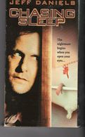 VHS Originale Chasing Sleep   Julian McMahon Jeff Daniels Molly Price Gil Bellows Emily Bergl - Drama