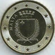 Malta  2020  50 Cent  Uit De BU - Coffret    NIEUW !!! Met Muntmeesterteken Monnaie De Paris Letter F  !!! - Malta
