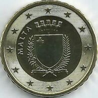 Malta  2020  10 Cent  Uit De BU - Coffret    NIEUW !!! Met Muntmeesterteken Monnaie De Paris Letter F  !!! - Malte