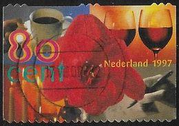 NVPH 1720c - 1997 - Amaryllis Met Kopje Koffie - Uit Mailer Van 50 Stuks - Oblitérés