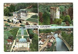 45 LOIRET CHATILLON COLIGNY Multivues - Chatillon Coligny