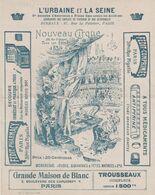 L'URBAINE ET LA SEINE 37 RUE LE PELLETIER NOUVEAU CIRQUE 251 RUE ST. HONORE - 1900 – 1949