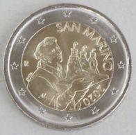 San Marino 2020  2 Euro       UNC Uit De Rol - UNC Du Rouleaux . - San Marino