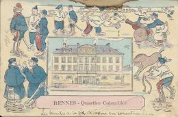 35 RENNES - Quartier Colombier - Rennes