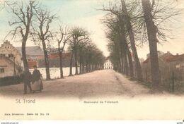 579)  Sint-Truiden -Boulevard De Tirlemont - Gekleurd - Sint-Truiden
