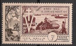 Wallis Et Futuna - 1954 - Poste Aérienne PA N°Yv. 14 - Anniversaire De La Libération - Neuf Luxe ** / MNH / Postfrisch - Aéreo