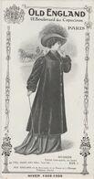 7502 OLD ENGLAND 12 BOULEVARD DES CAPUCINES VETEMENTS POUR FEMMES - 1900 – 1949
