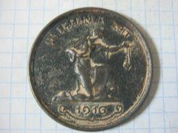 Germany , Medals , In Eiserner Zeit 1916 - Deutschland