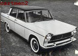 LA NOUVELLE FIAT 1.800 AU SALON DE GENEVE AUTOMOBILE VOITURE CAR PUBLICITE TURIN TORINO ITALIA STATION WAGON - Automobile