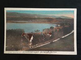 39 - CLAIRVAUX LES LACS - Les Deux Lacs - Les Villas - 751 - Clairvaux Les Lacs