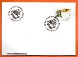 PORTUGAL   LE SALON DU TIMBRE 1994  Lettre Entière N° RS 92 - 1910 - ... Repubblica