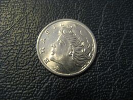 1 Centavo 1975 BRASIL Brazil Coin - Brazil