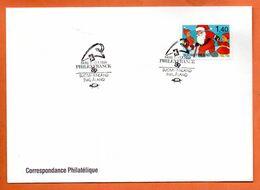 FINLANDE PHILEXFRANCE  1989 Lettre Entière N° RS 95 - Briefe U. Dokumente