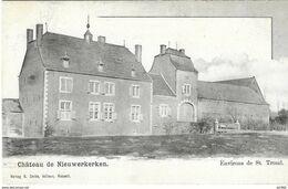 1075) Nieuwerkerken - Chateau - Nieuwerkerken
