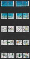 NVPH  3113-3132 - 2013 - Decemberzegels - Periodo 2013-... (Willem-Alexander)