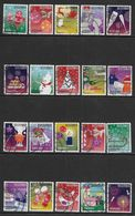 NVPH  3236-3255 - 2014 - Decemberzegels - Periodo 2013-... (Willem-Alexander)