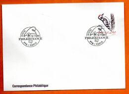 SUEDE   PHILEXFRANCE  1989 Lettre Entière N° RS 99 - Briefe U. Dokumente