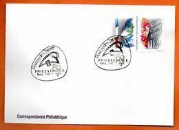 CHYPRE   PHILEXFRANCE  1989 Lettre Entière N° RS 100 - Briefe U. Dokumente
