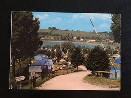 39 -  CLAIRVAUX LES LACS -  Camping Du Grand Lac - 760 - Clairvaux Les Lacs