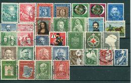 Bund - Gutes Lot Anfangsausgaben Gest. - Used Stamps