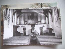 Nederland Holland Pays Bas Renesse NH Kerk Orgel Kansel Banken - Renesse