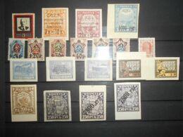 Urss , Lot De 20 Timbres Neufs - 1917-1923 Republic & Soviet Republic