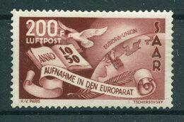 Saar - Michel 298 Pfr.** Altsignatur - 1947-56 Occupation Alliée