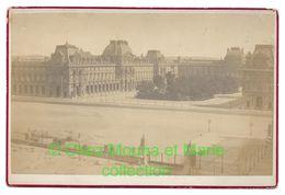 LE LOUVRE PARIS - CDV PHOTO DEBITTE HERVE - Lieux