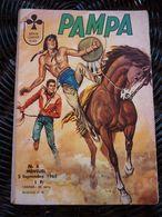 Pampa N°4-Mensuel/ Editions LUG-Septembre 1965 - Kleinformat