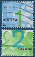 NVPH 3138-3139 - 2014 - Zakenpostzegels - Periodo 2013-... (Willem-Alexander)