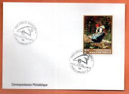 ROUMANIE   PHILEXFRANCE  1989 Lettre Entière N° RS 114 - Briefe U. Dokumente