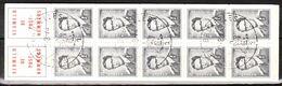 B4  Baudouin Marchand - Bonne Valeur - Oblit. 1er Jour - LOOK!!!! - Booklets 1953-....
