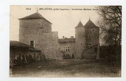 CPA: 01- LAGNIEU - CHANVES - ANCIENNE MAISON FORTE - - Otros Municipios