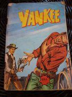 Yankee N°15-Mensuel/ Editions MLP-Août 1963 - Kleinformat