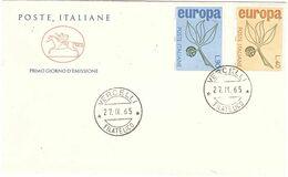 27.IX.65 EUROPA - Europa-CEPT