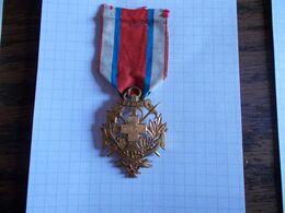 Rare Medaille De Sauveteur - Vor 1871