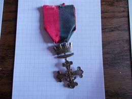 Rare Medaille De Sauveteur  NOMINATIF - Vor 1871