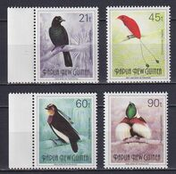 PAPUA NEW GUINEA 1992, Mi# 647-650, CV €358, Birds, MNH - Papua New Guinea