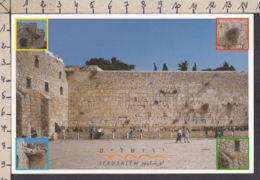 115635/ JERUSALEM, Western Wall, Wailing Wall - Israele