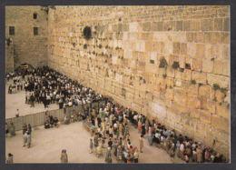 115636/ JERUSALEM, Western Wall, Wailing Wall - Israele