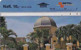 CURACAO - Octagon, CN : 903A, Used - Antille (Olandesi)