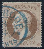 Osterode Auf 3 Groschen Hellbraun - Hannover Nr. 25 Y - Hanover