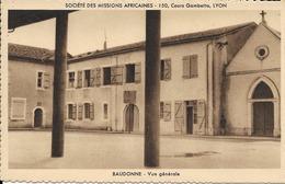 40 BAUDONNE - Société Des Missions Africaines - Vue Générale - Other Municipalities
