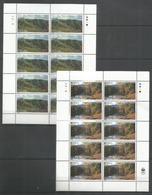 10x ARMENIA - MNH - Europa-CEPT - Nature - 1999 - Europa-CEPT